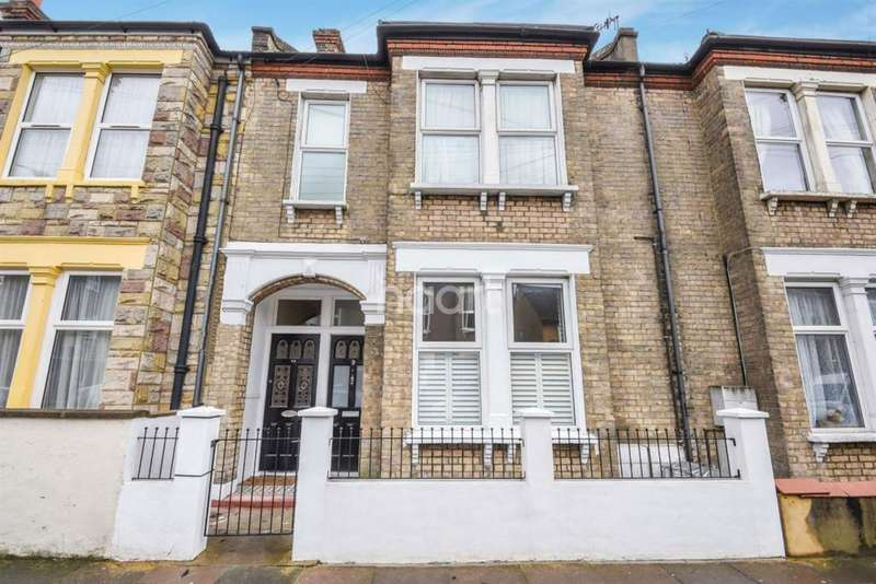 2 Bedrooms Maisonette Flat for sale in Renmuir Street, Tooting, SW17