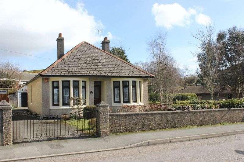3 Bedrooms Detached Bungalow for sale in Woodland Road, St. Austell