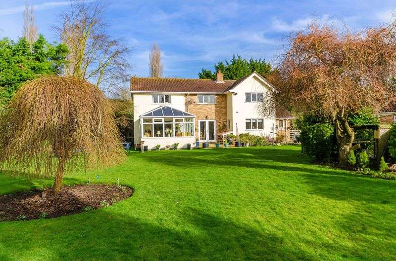 4 Bedrooms Detached House for sale in Gunby Road, Orby