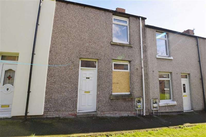 2 Bedrooms Terraced House for sale in Forth Street, Chopwell