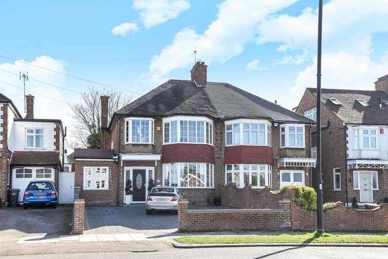 5 Bedrooms Terraced House for sale in Winchmore Hill Road, Winchmore Hill, N21