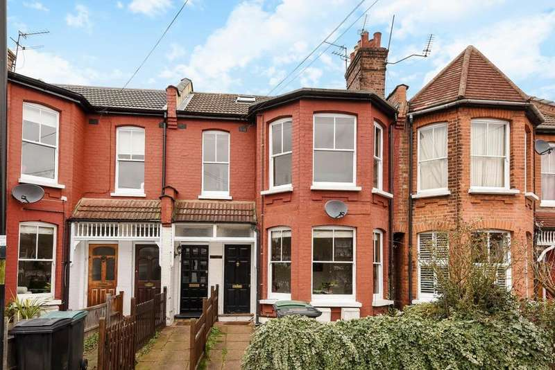 2 Bedrooms Maisonette Flat for sale in North View Road, Crouch End, N8