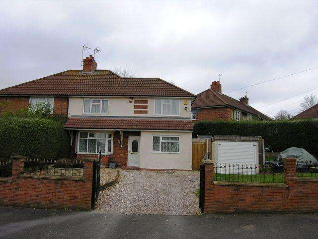 4 Bedrooms Semi Detached House for sale in Waltham Grove,Kingstanding,Birmingham