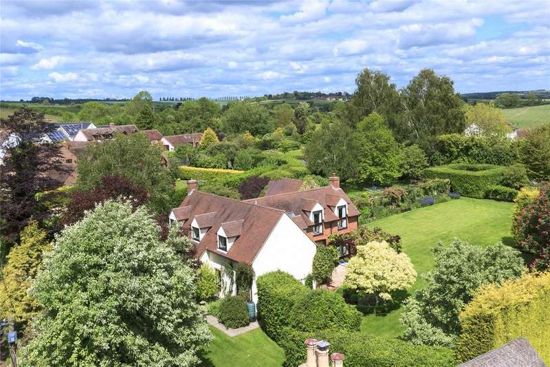 5 Bedrooms Detached House for sale in Southend, Garsington, Oxford, Oxfordshire, OX44