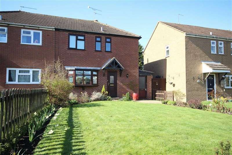 3 Bedrooms Semi Detached House for sale in Franklin Road, Leamington Spa, Warwickshire, CV31