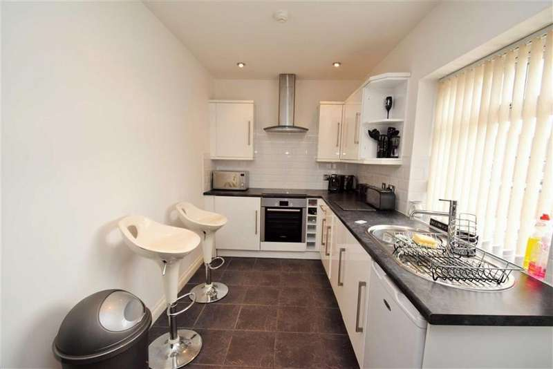 2 Bedrooms Apartment Flat for sale in Tower Park Mews, Hull, HU8