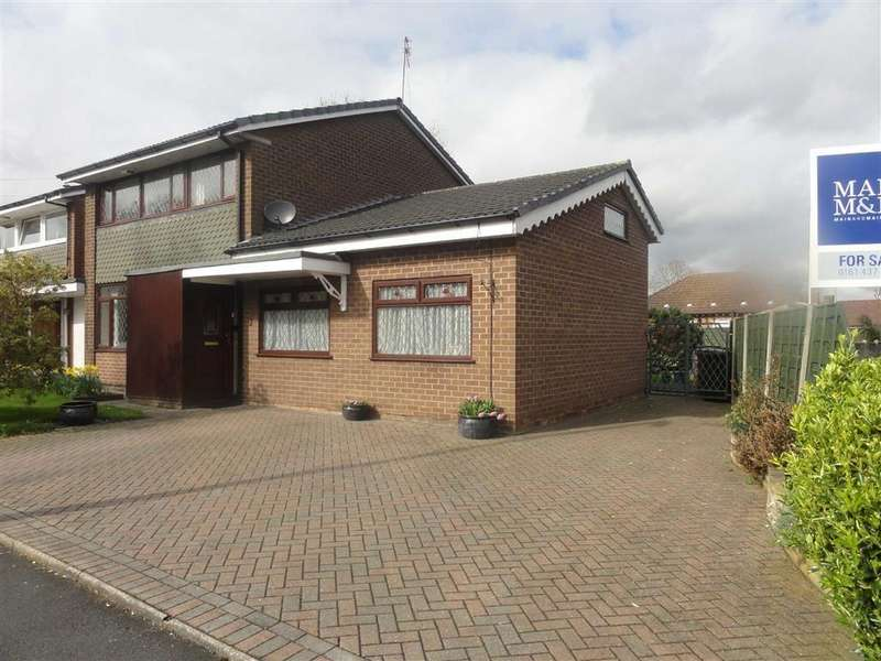 3 Bedrooms Detached House for sale in Ashbrook Close, Heald Green