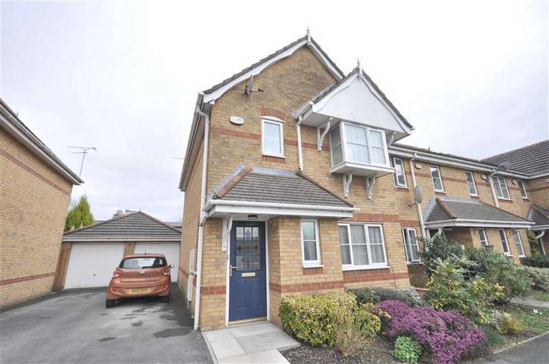 3 Bedrooms Semi Detached House for sale in Longley Lane, Northenden, Manchester, M22