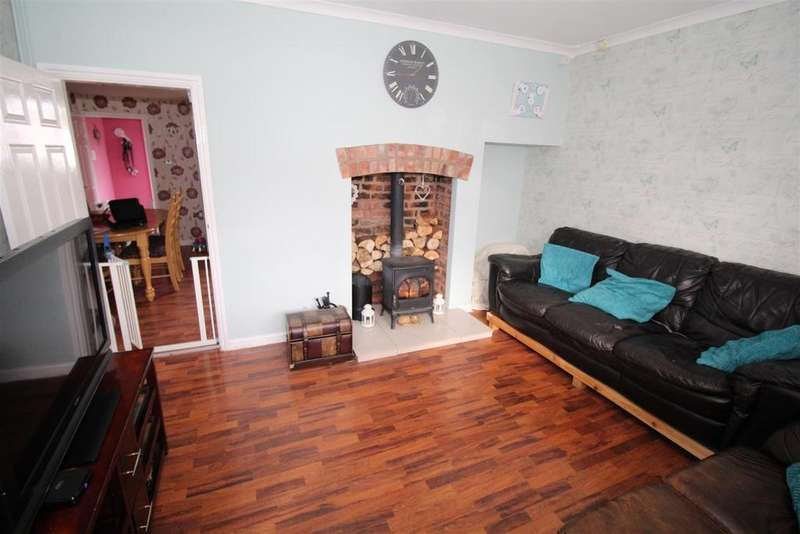 3 Bedrooms Terraced House for sale in Hamilton Street, Worksop