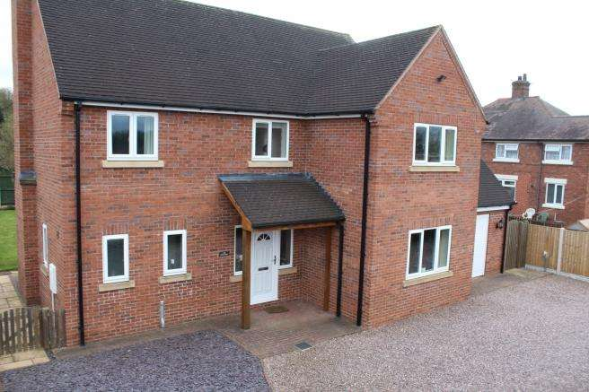 4 Bedrooms Detached House for sale in The Orchards, 1a Barrack Lane, Lilleshall, Newport, Shropshire, TF10 9ER
