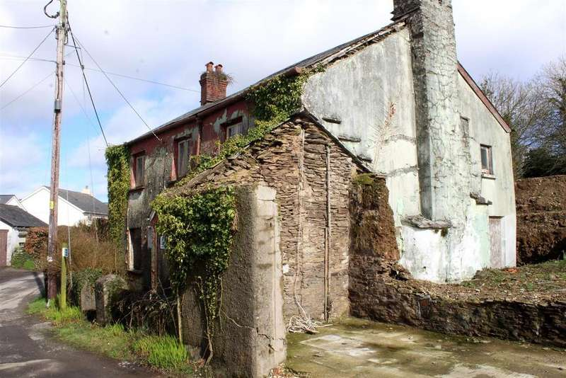4 Bedrooms Cottage House for sale in Stoke Rivers, Barnstaple