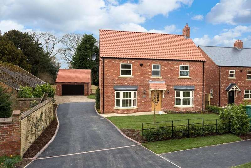 4 Bedrooms Detached House for sale in The Pastures, Main Street, Scrayingham
