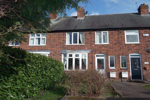 3 Bedrooms Terraced House for sale in Wilford Road, Ruddington, Nottingham, NG11