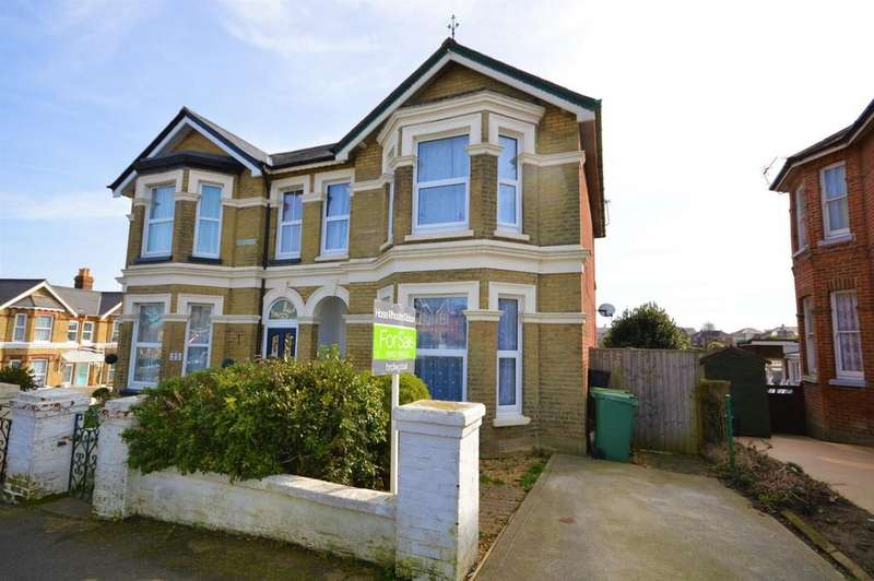 5 Bedrooms Semi Detached House for sale in Shanklin, Isle Of Wight