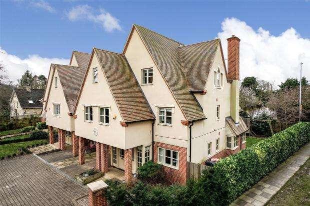 5 Bedrooms Detached House for sale in Cavendish Avenue, Cambridge