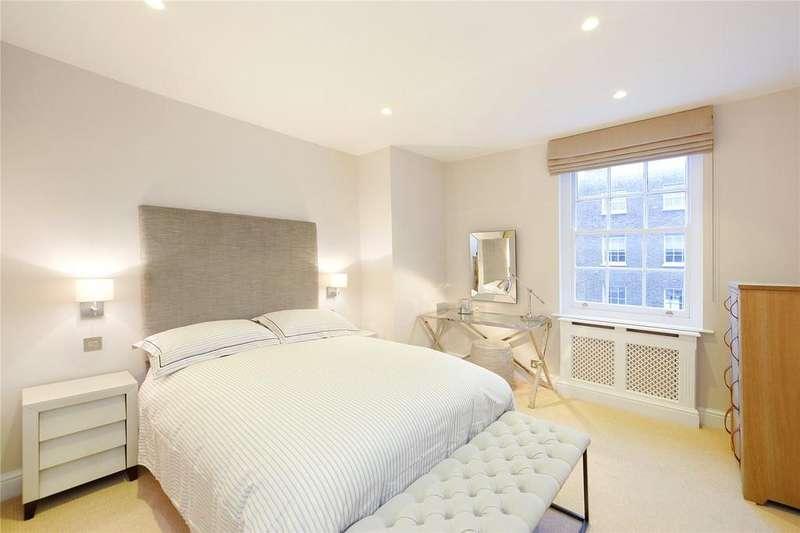 2 Bedrooms Flat for sale in Upper Montagu Street, London, W1H