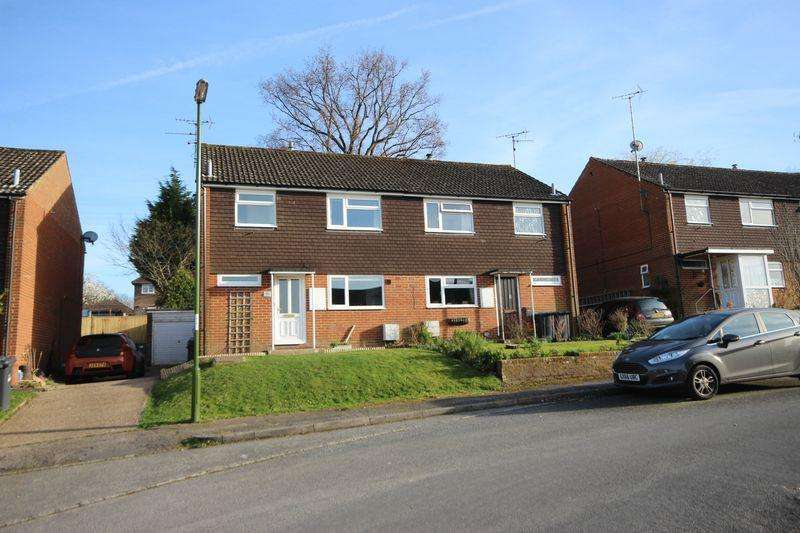 3 Bedrooms Semi Detached House for sale in Silver Birches, Haywards Heath