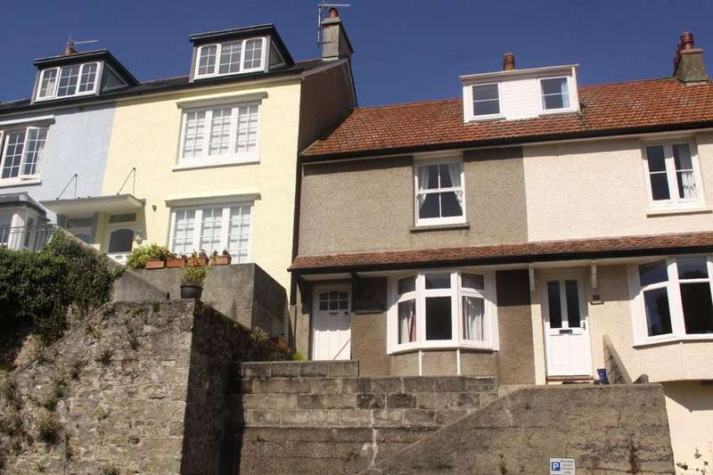 3 Bedrooms Terraced House for sale in Coronation Road, Salcombe, Devon, TQ8