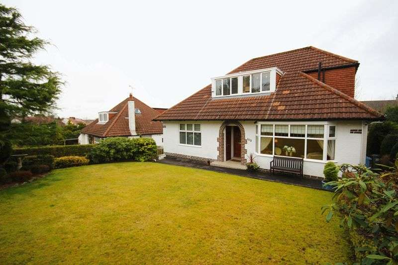 4 Bedrooms Detached Bungalow for sale in Beech Avenue, Newton Mearns, Glasgow, G77 5BH