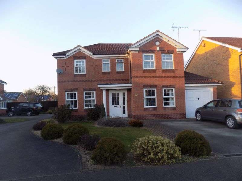4 Bedrooms Detached House for sale in Lowfield Close, Ranskill