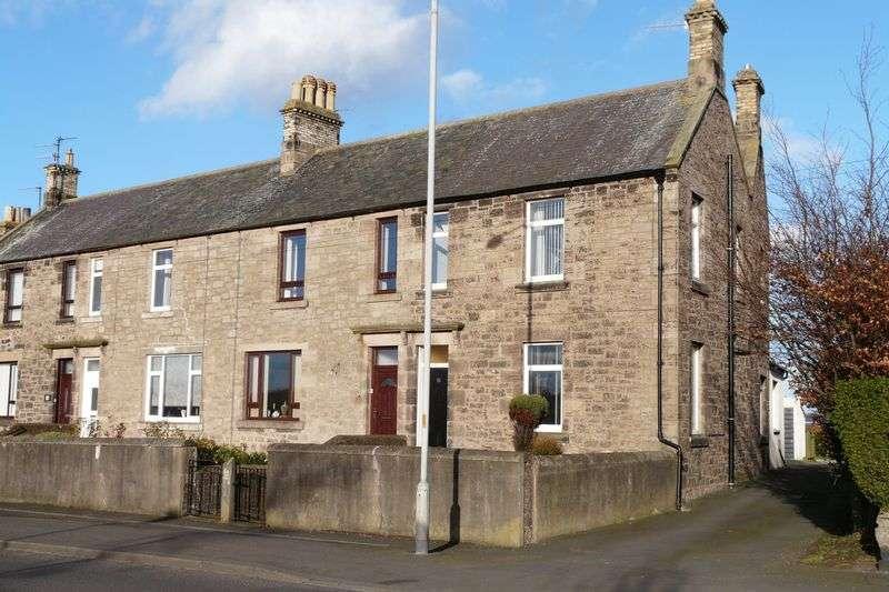 3 Bedrooms Terraced House for sale in 55 Northumberland Road, Tweedmouth, Berwick-Upon-Tweed