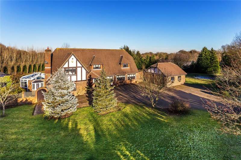 4 Bedrooms Detached House for sale in Jail Lane, Biggin Hill, Westerham, TN16