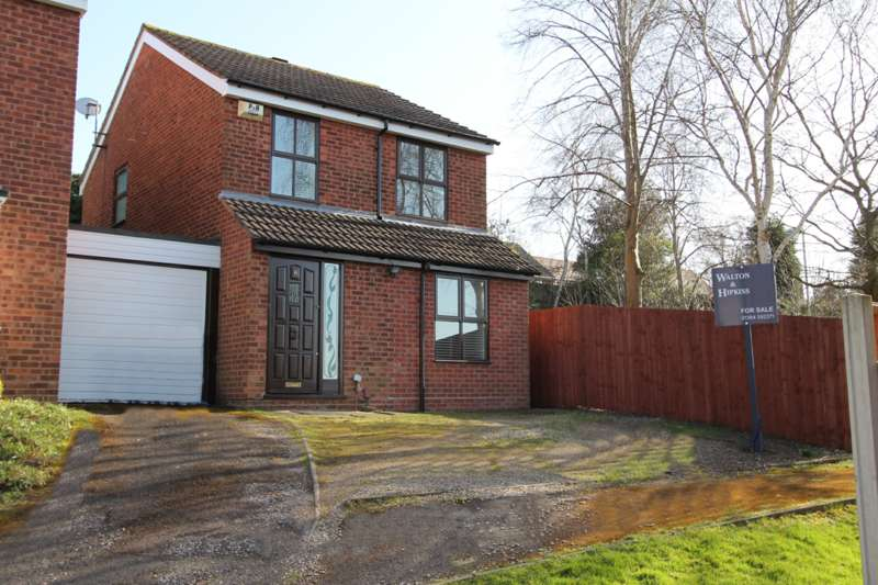 3 Bedrooms Detached House for sale in Stanhoe Close, Amblecote, Brierley Hill, DY5