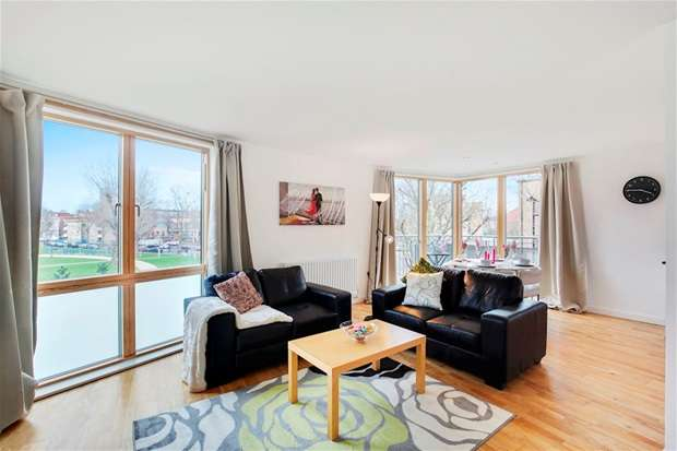 3 Bedrooms Flat for sale in Artesian Building, Alscot Road, Bermondsey