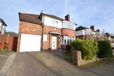 5 Bedrooms Detached House for rent in Childwall Park Avenue, Liverpool.