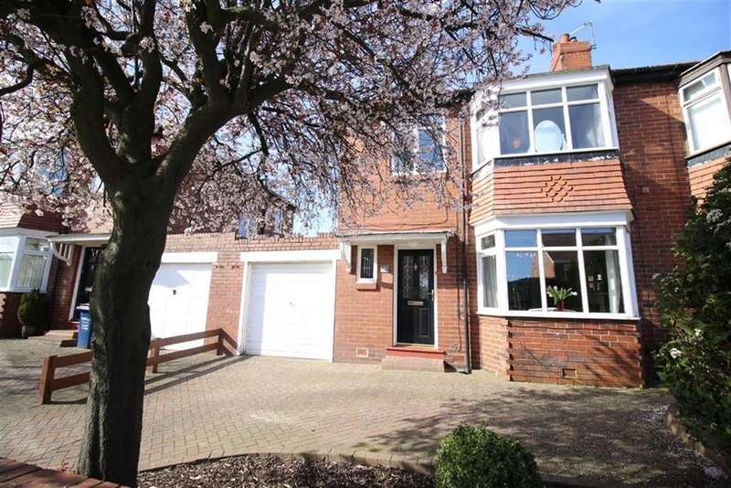 3 Bedrooms Semi Detached House for sale in Jenifer Grove, Newcastle Upon Tyne, NE7