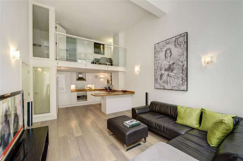 2 Bedrooms Apartment Flat for sale in Sandland Street, Bloomsbury, WC1R