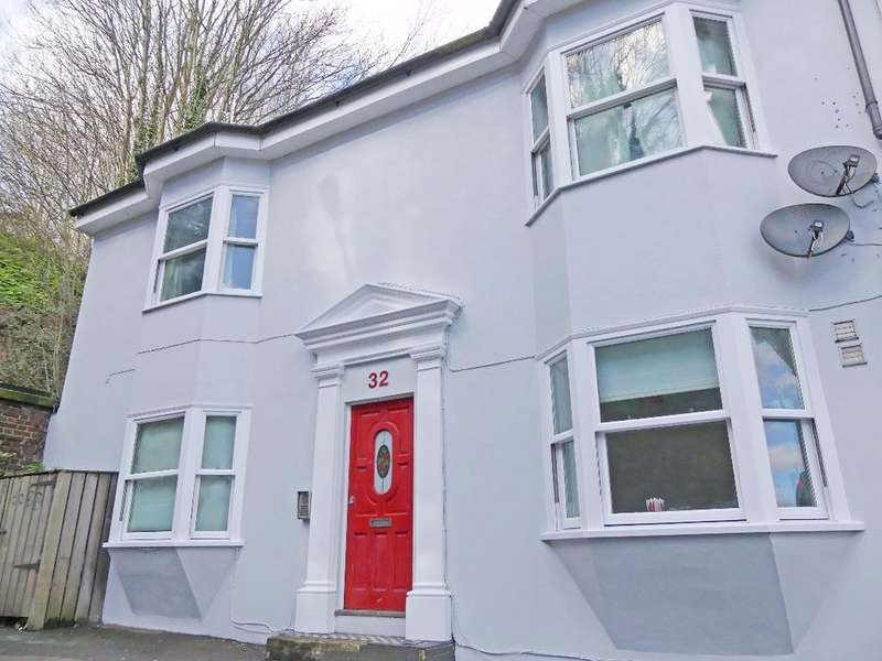 2 Bedrooms Flat for sale in New England Road Brighton East Sussex BN1
