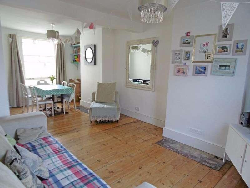 2 Bedrooms Terraced House for sale in Gardener Street Portslade East Sussex BN41