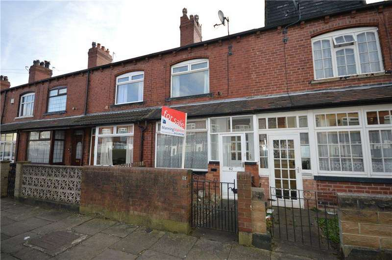 3 Bedrooms Town House for sale in Cross Flatts Terrace, Leeds, West Yorkshire