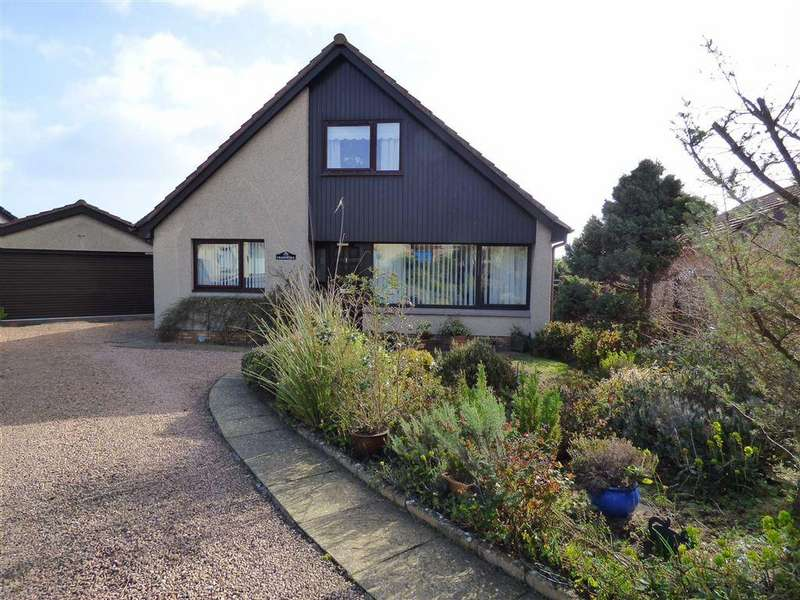 3 Bedrooms Detached House for sale in Langhouse Green, Crail, Fife