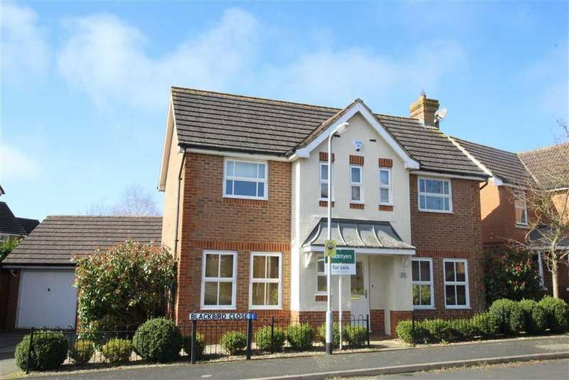 3 Bedrooms Detached House for sale in 11, Blackbird Close, Brackley