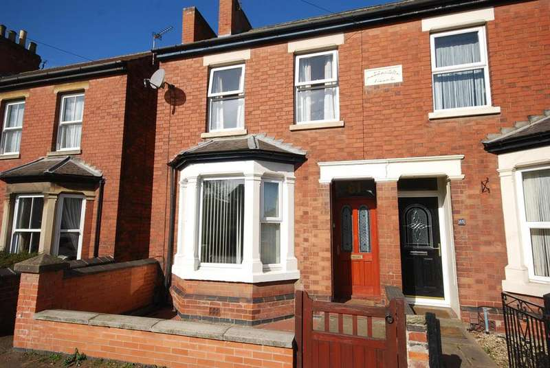 3 Bedrooms End Of Terrace House for sale in Thorpe Road, Melton Mowbray