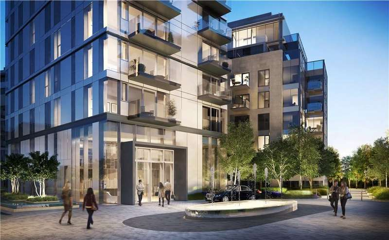1 Bedroom Flat for sale in Lillie Square, Seagrave Road, Earl's Court, London, SW6