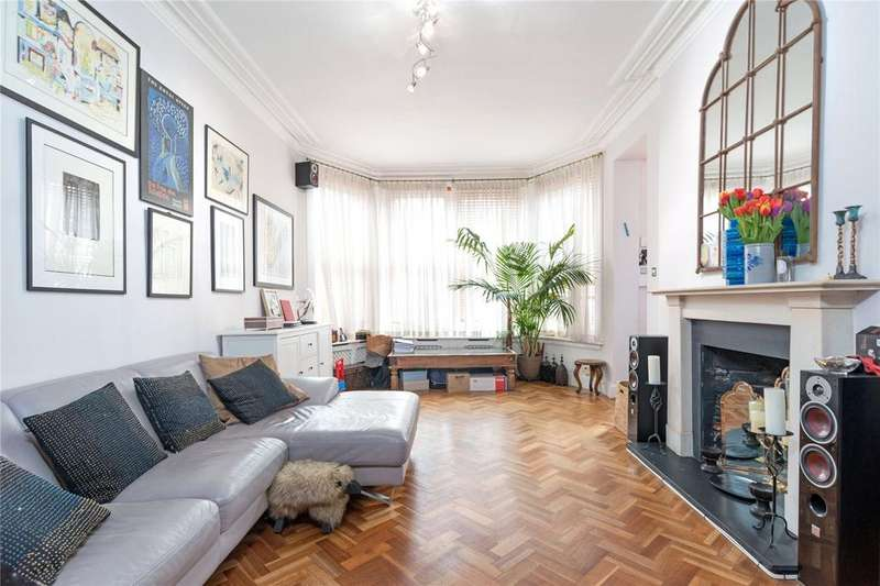 2 Bedrooms Flat for sale in Stirling Mansions, Canfield Gardens, South Hampstead, London