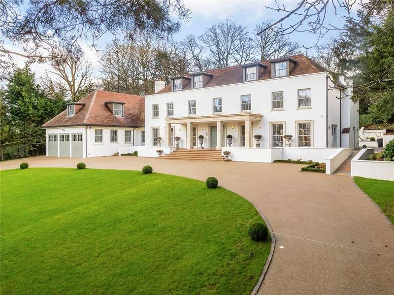 9 Bedrooms Detached House for sale in Camp Road, Gerrards Cross, Buckinghamshire
