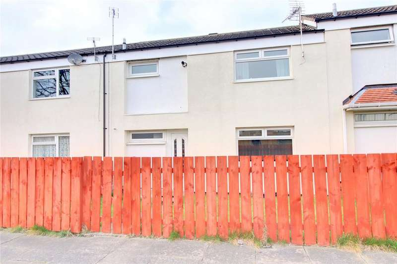 3 Bedrooms Terraced House for sale in Ainsworth Way, Middlesbrough