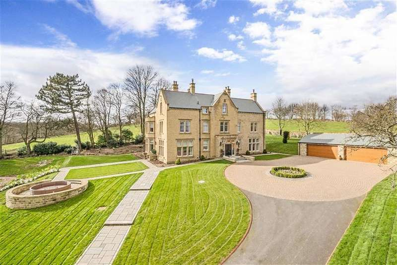 8 Bedrooms Detached House for sale in Wakefield Road, Denby Dale, Huddersfield, HD8