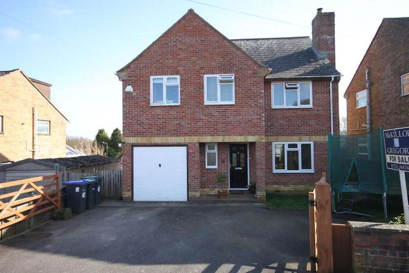 4 Bedrooms Detached House for sale in VICTORIA ROAD, WILTON, WILTSHIRE
