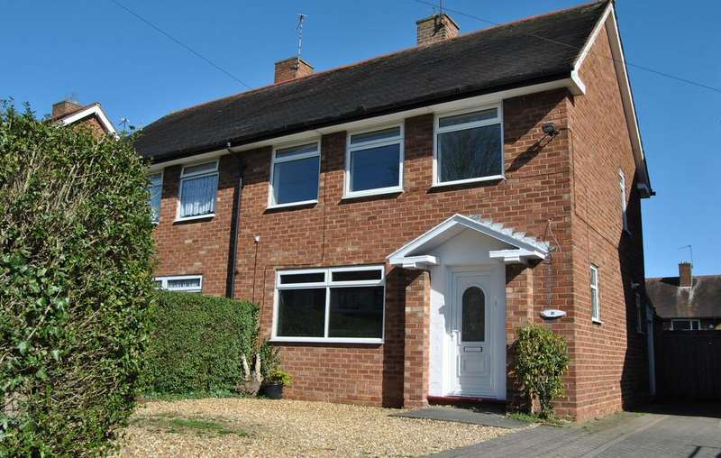 3 Bedrooms Semi Detached House for sale in Lowesmore Road , Sheldon