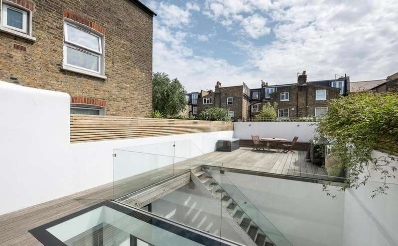 5 Bedrooms House for sale in SISTERS AVENUE, SW11