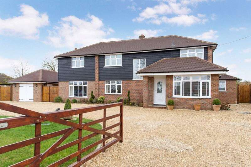 4 Bedrooms Detached House for sale in Chinnor Road, Bledlow Ridge, High Wycombe, Buckinghamshire, HP14