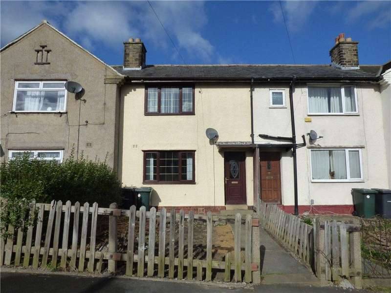 2 Bedrooms Terraced House for sale in Redcliffe Street, Keighley, West Yorkshire