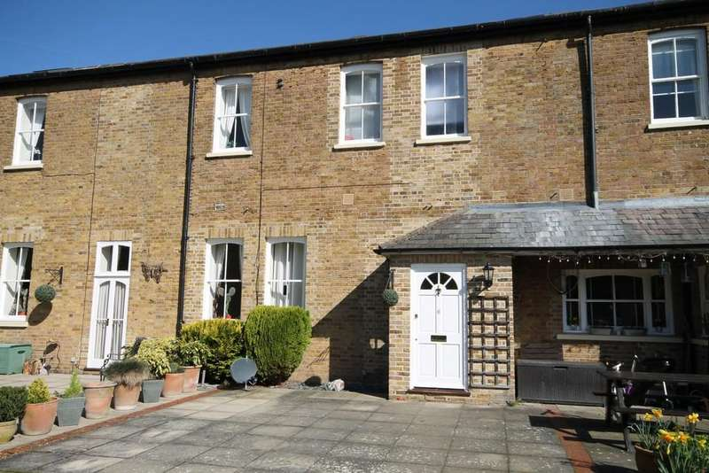 2 Bedrooms Mews House for sale in Courtyard Mews, Chapmore End