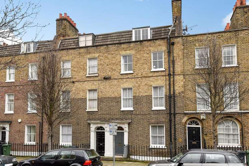 4 Bedrooms Terraced House for sale in Walnut Tree Walk, Kennington, SE11