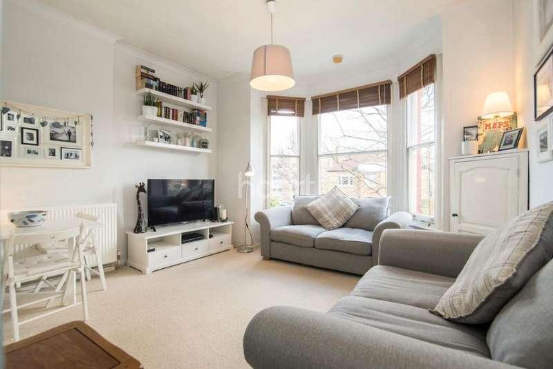 3 Bedrooms Flat for sale in Culmington Road, West Ealing